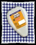 DVARO Varškės sūris, 1kg.  Švelnaus skonio varškės sūris pagardintas druska ir kmynais. Puikiai pjaustomas. Tradicinio riebumo.