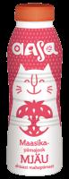 AASA piimajook, maasika, 450ml.