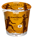 AASA kreeka jogurt, maitsestamata, 370g.