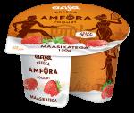 AASA kreeka jogurt, maasikatega, 150g.