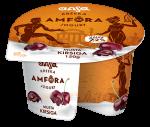 AASA kreeka jogurt, musta kirsiga, 150g.