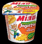 MIAU EKO jogurtas su mangais, 125g