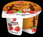 Greek style yogurt