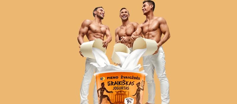 Graikiško jogurto galia